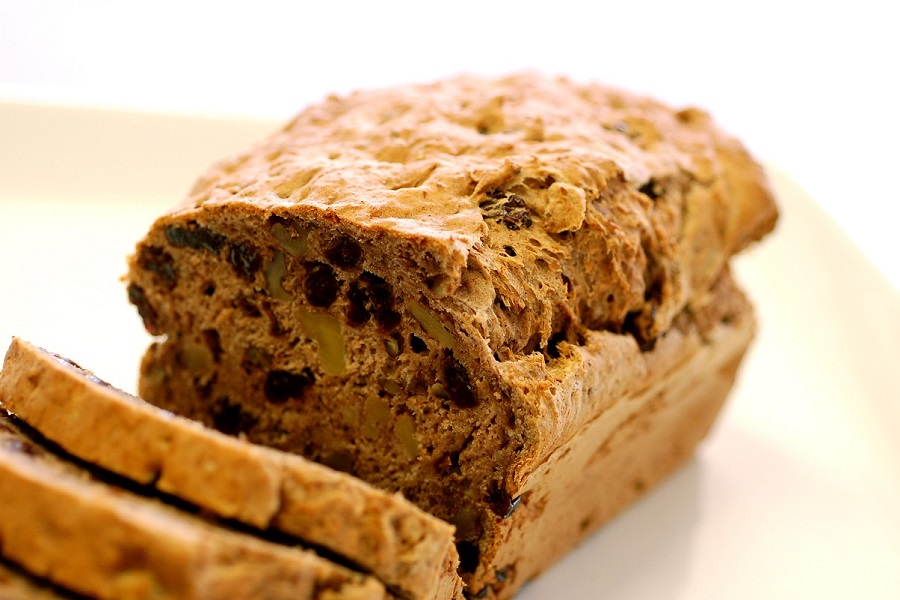 CRAW (Cinnamon Raisin Walnut) Bread