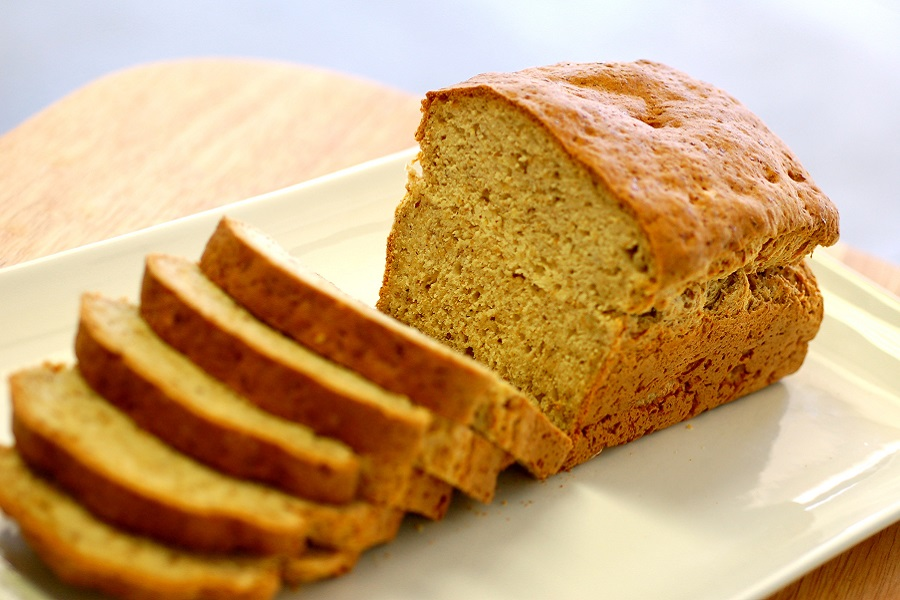 Honey Nutty Bread